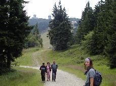 Bayerischer Wald Bergwandern - Der Arber