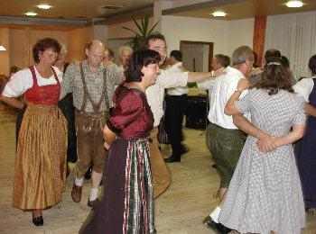 Heimatabend mit Volkstanz - Brauchtum Kultur Tradition im Bayerischen Wald