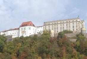 Feste Oberhaus in Passau