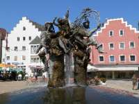 Cham Ausflugsziel in der Oberpfalz