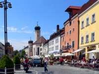 Ferienhäuser bei Straubing