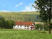 Reiterferien im Bayerischen Wald in Bayern