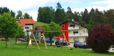 Aulingerhof Kirchberg Bauernhof mit Swimmingpool Ansicht