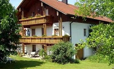 Barrierefreie Ferienwohnung in Bayern am Gillingerhof Cham