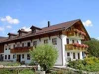 Bauernhof im Lallinger Winkl im Landkreis Deggendorf