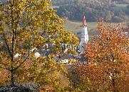Herbst Urlaub in Bayern im Bayerischen Wald