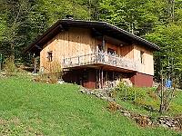 Einsame hütte bayerischer wald