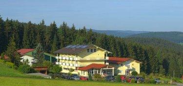 Fastenurlaub in Deutschland Hotel Ödhof Bayerischer Wald