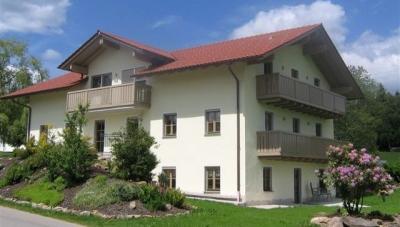 Ferienhof Kopp bei Bodenmais Ansicht Ferienhaus