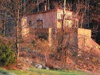 Ferienhütte zwischen Passau und Deggendorf Berghütte am Brotjacklriegel