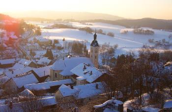 Ferienwohnungen in Brennberg