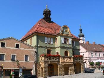 Rathaus Furth im Wald