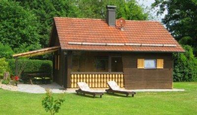 Ferienholzhäuser in Bayern Ferienhütte Götz Neunburg