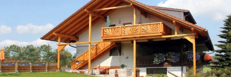 Bauernhof Prasch Haaghof Ferienwohnungen in Zell Ansicht