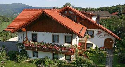 Ferienwohnung mit Frühstück Pension Hiebl in Gotteszell
