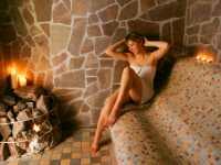Wellnesshotel Oswald Sauna