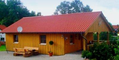 Ferienhaus Probsbauer Holzhaus Urlaub Oberpfalz