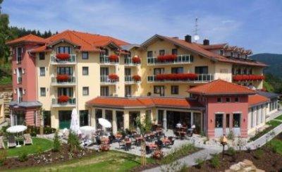 Wellnesshotel Reinerhof in Sankt Englmar Hotelansicht