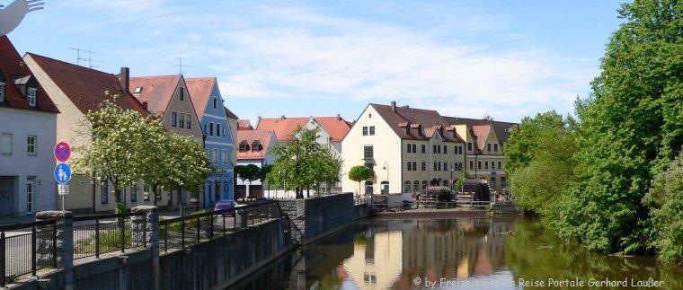 Sehsnwürdigkeiten Schwandorf Ausflugsziele Umgebung Stadt