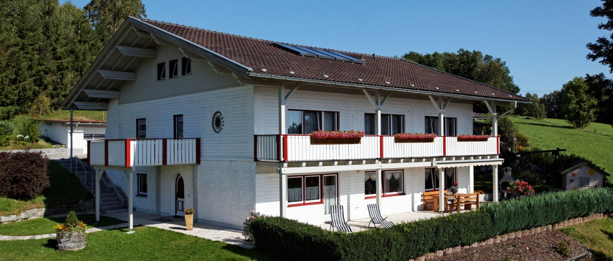 You are currently viewing Panorama Ferienhaus in Kaikenried Bayerischer Wald
