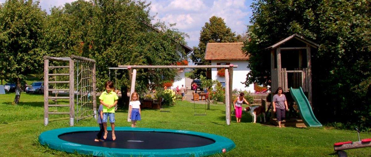 Familien mit Kinder Reiterhof bei Furth im Wald