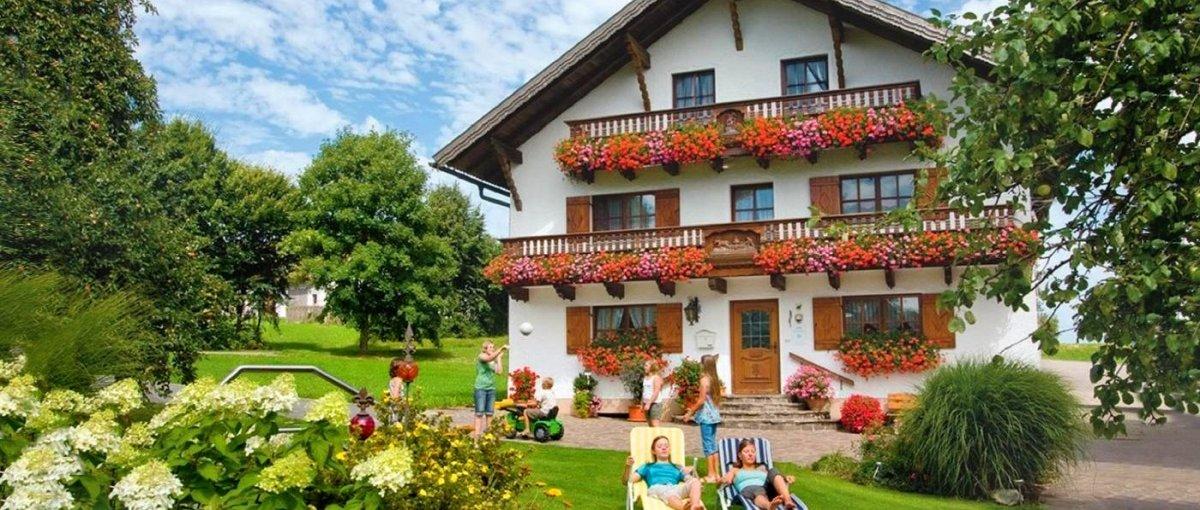 Bauernhof Altmann in Eschlkam Reiterhof bei Furth im Wald