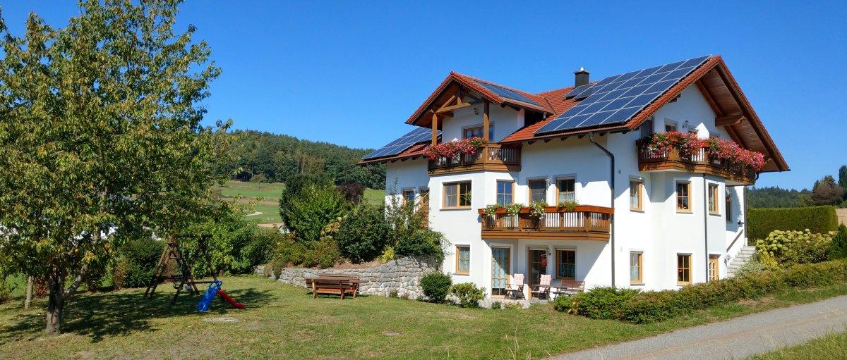 Familien Bauernhof in der Oberpfalz Vogl Ammerhof in Zandt