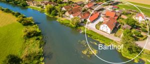 Bartlhof in Burglengenfeld Ferienhaus Angeln an der Naab