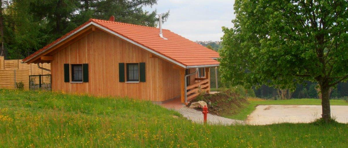 Reiturlaub mit Hund im Ferienhaus in Hinterschmiding im Bayerischen Wald