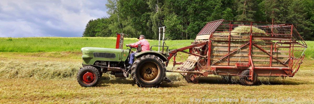 Bauernhof Urlaub im Landkreis Regen