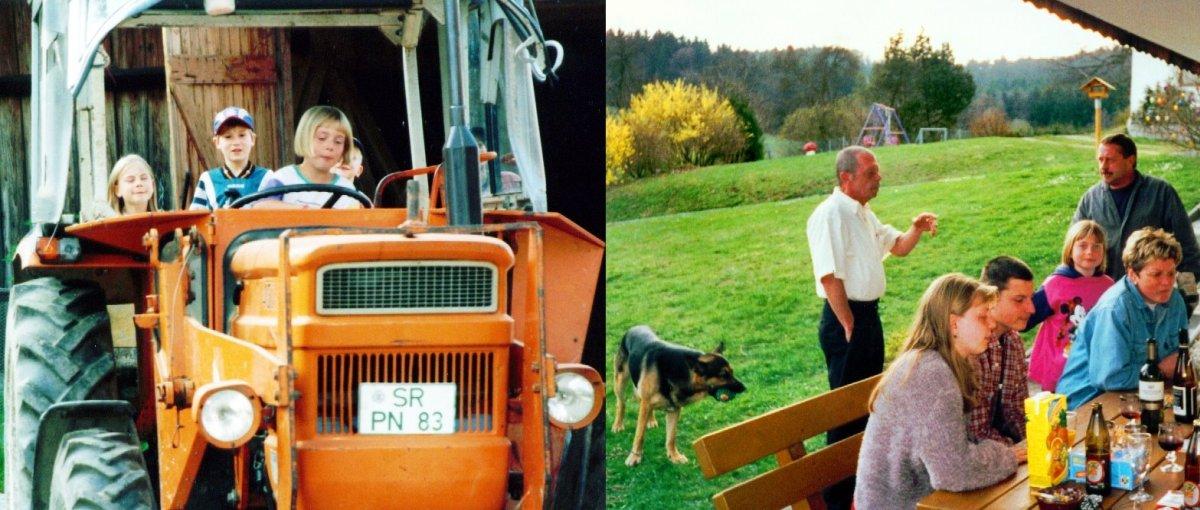 Baumeister in Wullendorf Bauernhof bei Atzenzell Zinzenzell & Sattelbogen