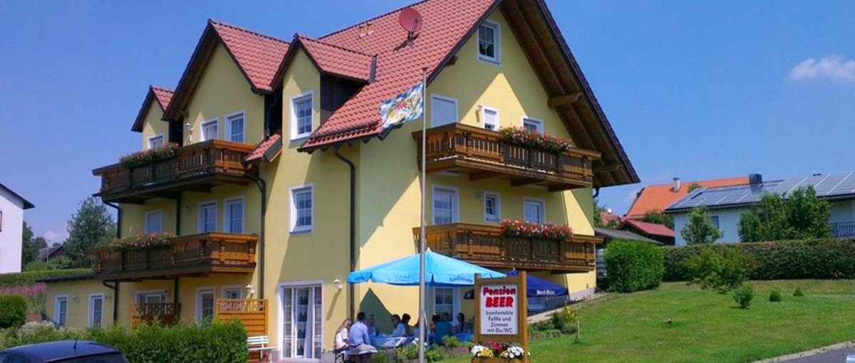 You are currently viewing Beer die Pension in Mähring Übernachtung bei Tirschenreuth