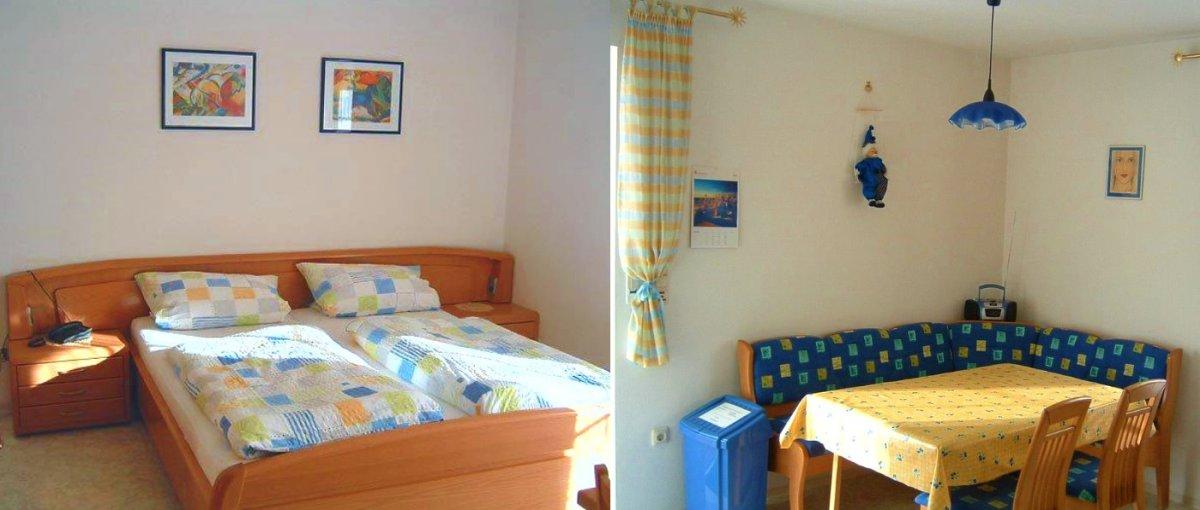 Gästehaus Zimmer mit Frühstück im Oberpfälzer Wald / Stiftland