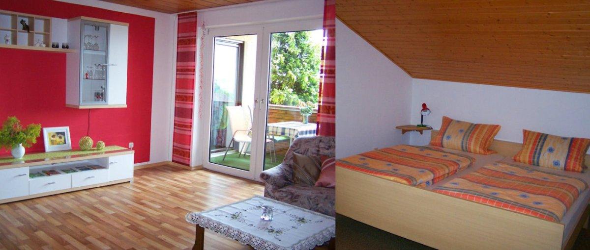 Privatunterkunft in Furth im Wald Ferienwohnung in Ränkam