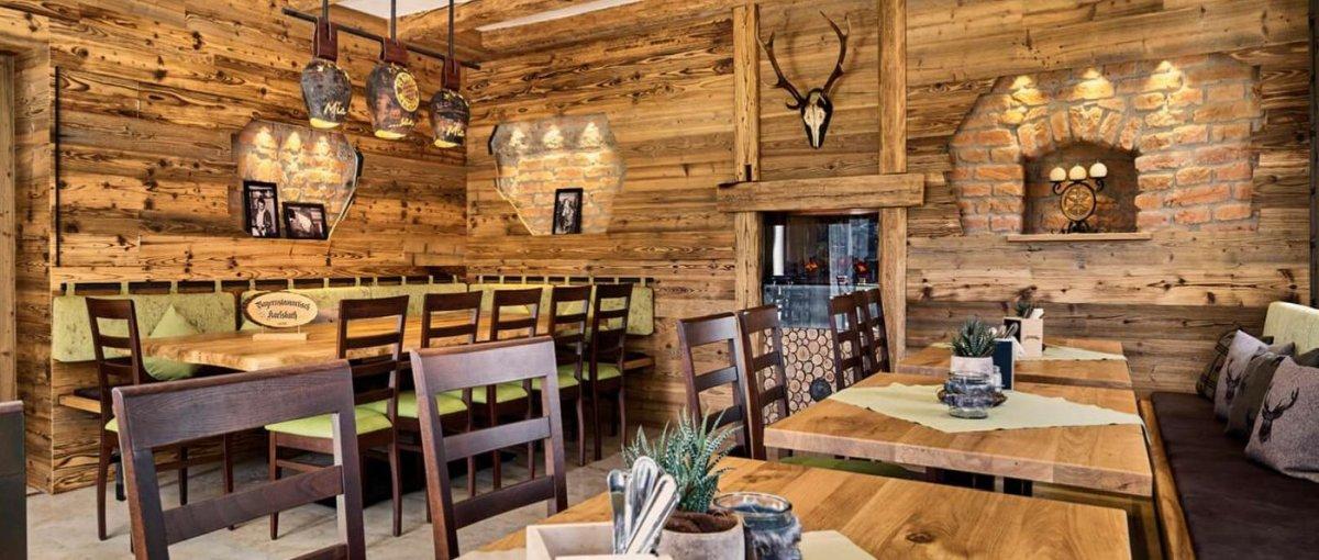 Gasthaus Boxleitenmühle in Waldkirchen Restaurant, Hochzeitslocation, Wirtshaus