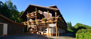 Hotel Buchberger in Kolmstein bei Neukirchen heilig Blut