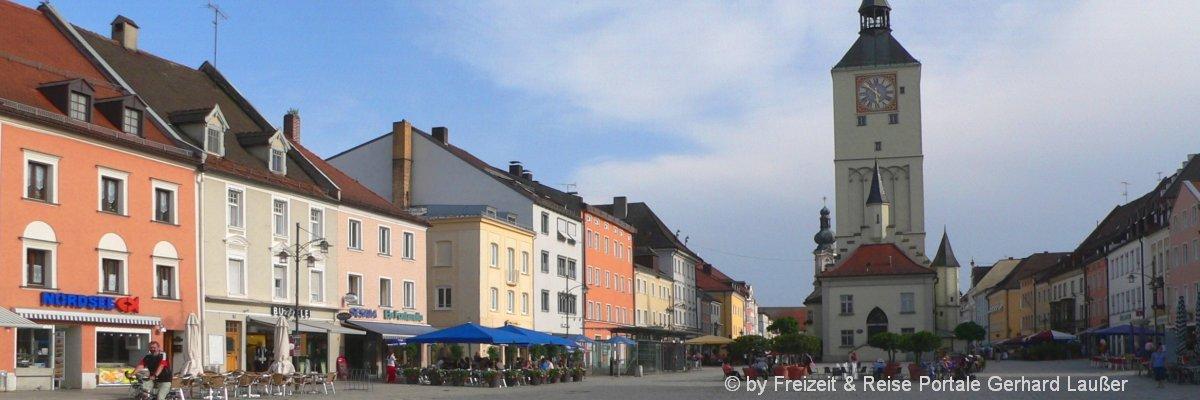 Ferienhäuser im Landkreis Deggendorf