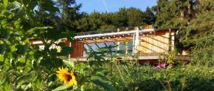 Hütte Paaradies Berghütte für Paare in Bayern Alleinlage