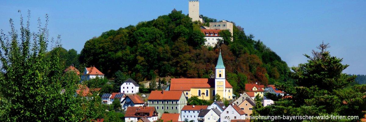 falkenstein-burg-ausflugsziele-oberpfalz-sehenswürdigkeiten