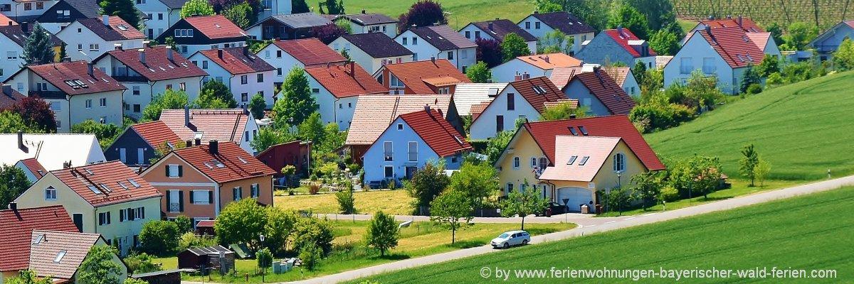Bayerischer Wald Feriendorf in Bayern
