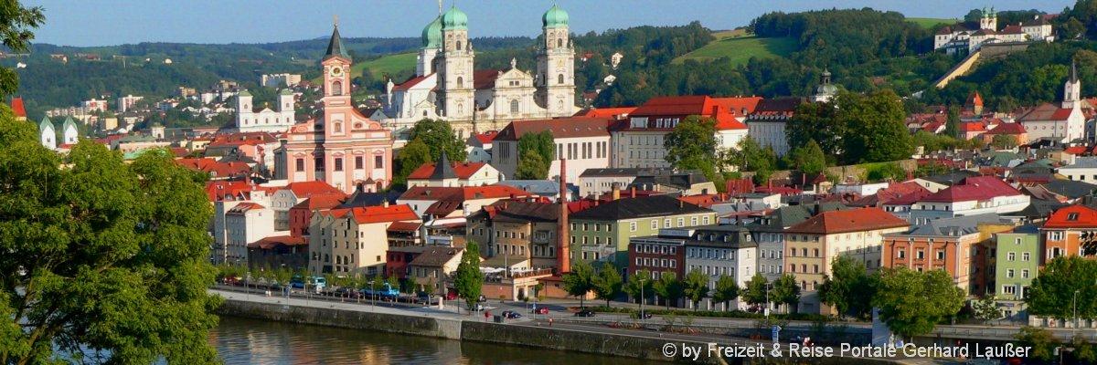 Ferienhäuser im Landkreis Passau