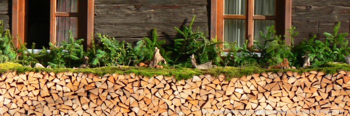 Urige Bayerischer Wald Berghütte mieten in Niederbayern und der Oberpfalz