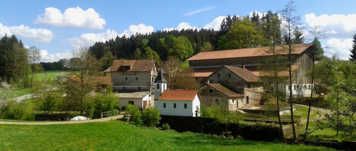 Fingermühl Erlebnisbauernhof Laußer in der Oberpfalz