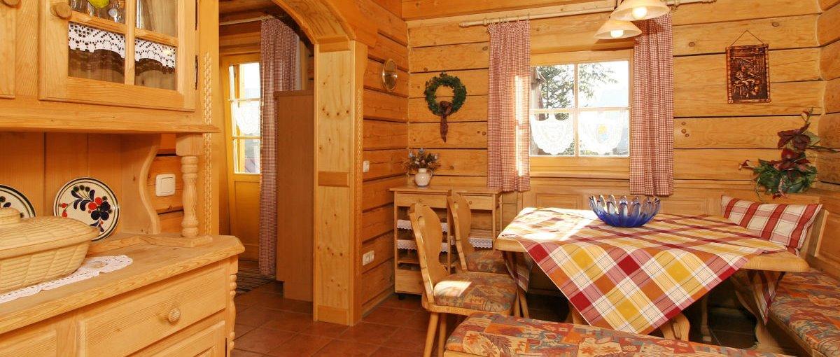Bayerisch Eisenstein Holz Ferienhaus in Regenhütte Bayerischer Wald