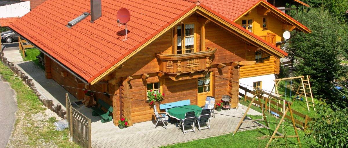 Ferienhaus Schachtenbach bei Bayerisch Eisenstein Regenhütte