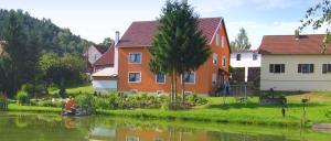 Fischer Wenigrötz Oberpfalz Ferienhaus am See mieten