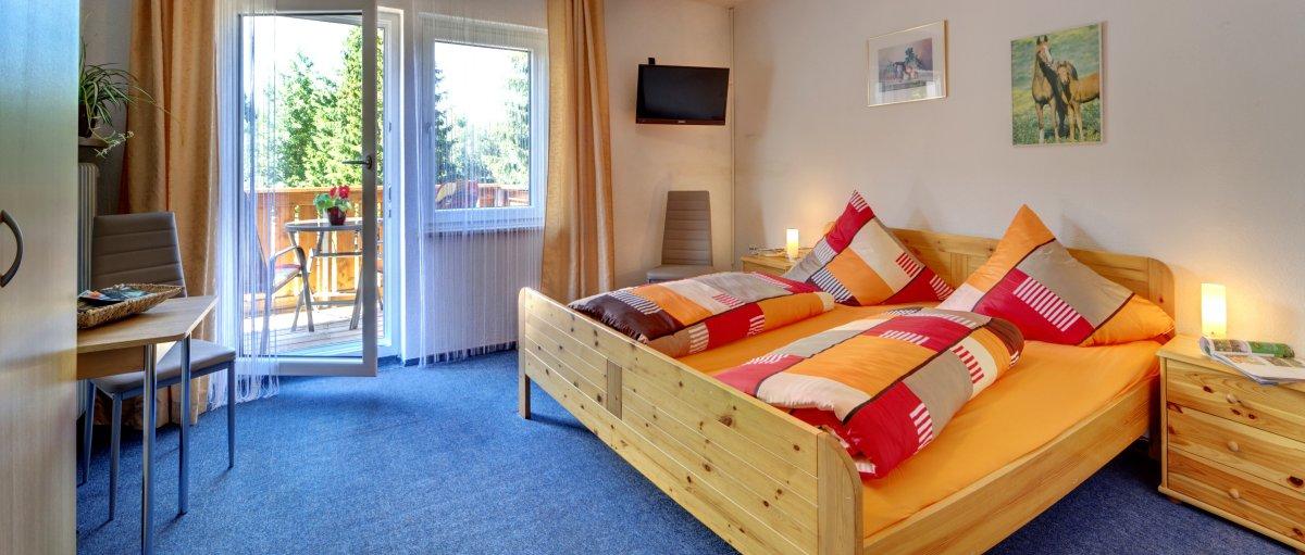 Zimmer mit Frühstück in Frauenau bei Zwiesel im Landkreis Regen