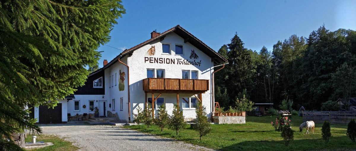 Fohlenhof in Zwieselau Pension bei Frauenau Zimmer Frühstück