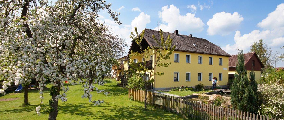 Kinder Erlebnisurlaub Ferienhof Frank in Schwarzenbach
