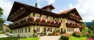 Fuchshof in Sankt Englmar Bauernhofurlaub Familienurlaub